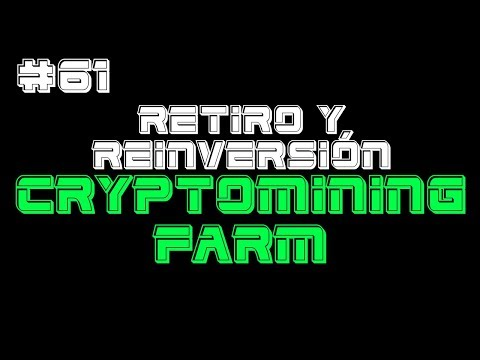 Seguimos reinvirtiendo 100% en CRYPTOMINING FARM!!!