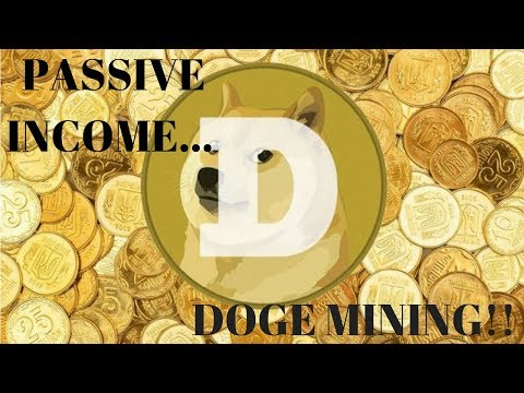 Earn Passive Income with Cloud Doge Mining!!
