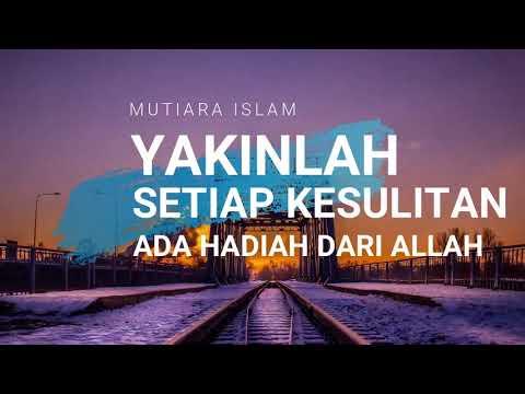 Ustadz Hanan Attaki Terbaru 2018 Yakinlah Setiap Kesulitan Ada Hadiah Dari Allah SWT
