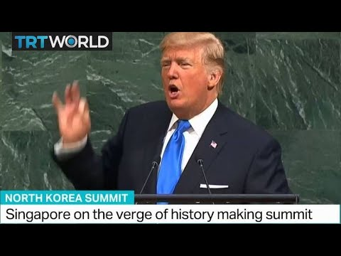 North Korea Summit: Singapore on the verge of history making summit