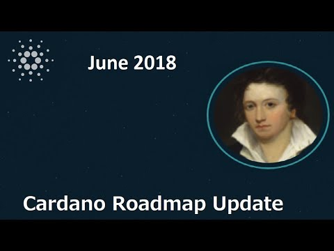 Cardano Roadmap Update Review (June 2018)