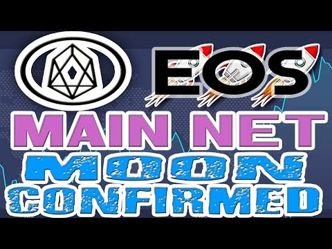 WTF Is Happening With EOS? — The Reasons Why It Is Destined To Moon