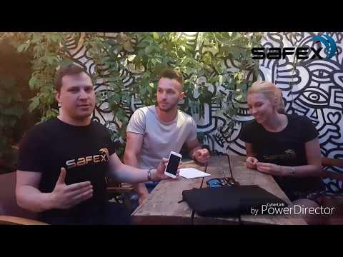Wywiad z CEO SAFEX Daniel Dabek i Emilia Wojciechowicz o SAFEX i nadchodzących wydarzeniach.