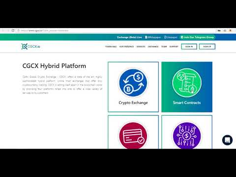 CGCX [CGX] – Singapore's Insured Cryptocurrency Exchange