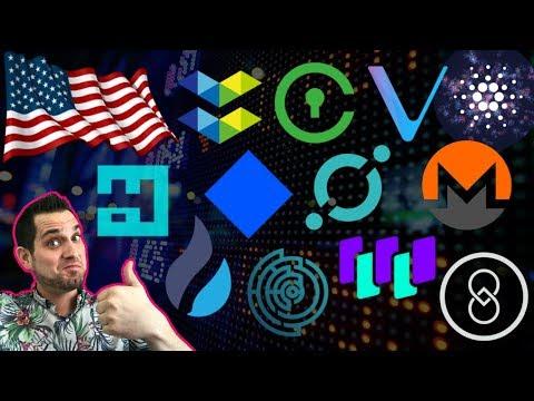 🇺🇸 Huobi For USA! Plus MASSIVE Updates: $CVC $EFX $VEN $ICX $WTC $ELA $ADA $HST $HT $XMR $C8 $ICX