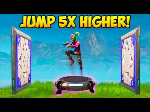 HOW TO JUMP 5X's HIGHER ON LAUNCH PAD! – Fortnite Funny Fails and WTF Moments! #221 (Daily Moments)