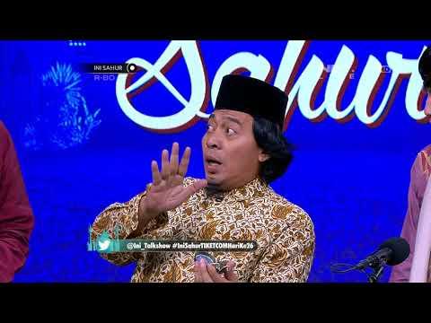 Lagi Bahas Arus Mudik Eh  Ada KFC  (Komeng Fans Club) – Ini Sahur 11 Juni 2018 (3/7)