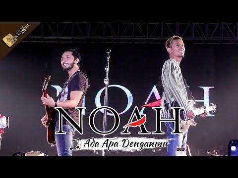 NOAH TERBARU | Ada Apa Denganmu | Apache Feel THE BLACKGOLD Concert – Kendal 12 Agustus 2017