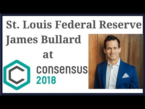 St. Louis Federal Reserve CEO Bullard incorrectly infers Bitcoin is private cryptocurrency money
