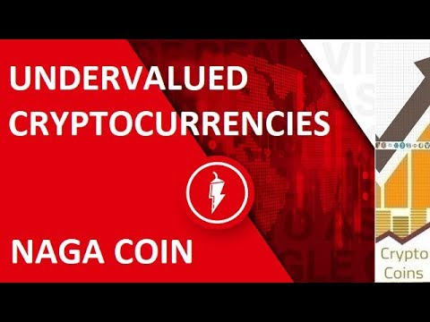 Undervalued Cryptocurrencies: NAGA (NGC) the Cryptocurrency for Gaming and Financial Trading