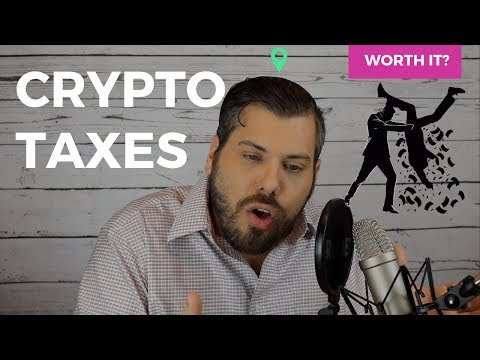 Should you Pay Taxes on Cryptocurrency??