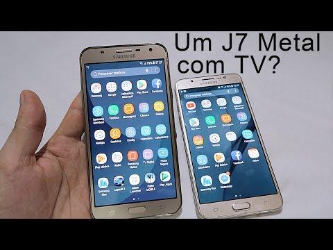 GALAXY J7 NEO com TV Digital – Unboxing