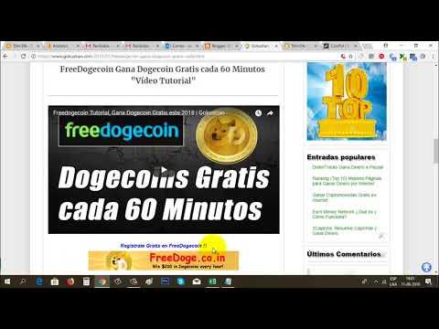 FreeDogecoin paga 758 DOGE por CoinPot Junio 2018 | Gokustian