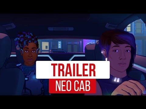 Neo Cab – E3 2018 Trailer