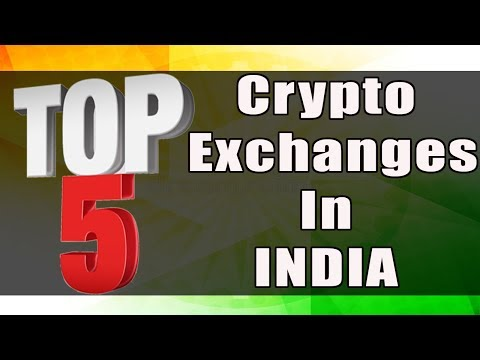 India's 5 Best CryptoCurrency Exchange | Best Indian Crypto Exchange 2018 | Bitcoin Excnage in India