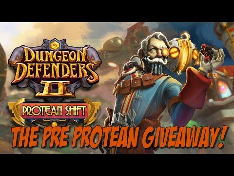 DD2 Pre Protean Expansion Hero Giveaway!