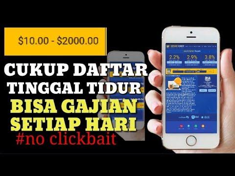 SALUT!! Uang Mengalir Terus Tanpa Batas | Website Mining Bitcoin..
