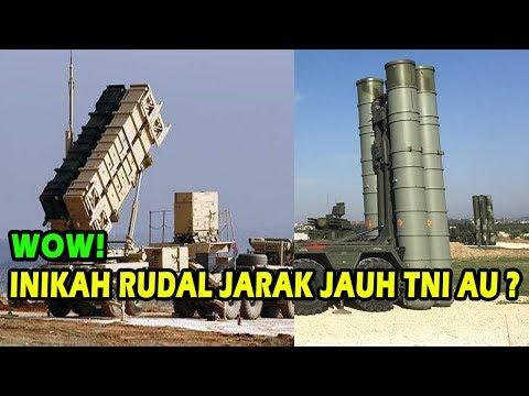 WOW! AKHIRNYA ADA SATUAN RUDAL JARAK JAUH DI RENSTRA IV TNI AU
