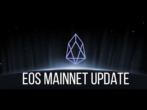 EOS PUBLIC ANNOUNCEMENT