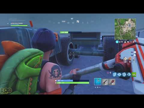 MOST BOUNCE PADS IN 1 SPOT! – Fortnite Funny Fails and WTF Moments! #223 (Daily Moments)