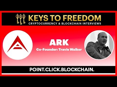 ARK Ecosystem: Cryptocurrency Project Interview With Co-Founder Travis Walker