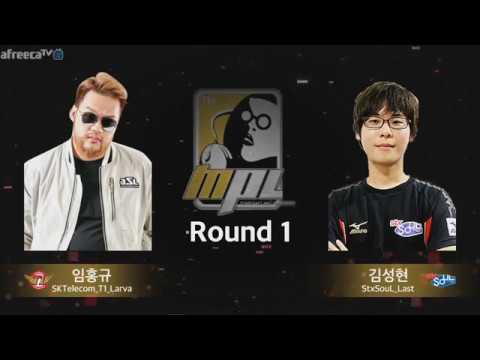 [A조 최종전] 무프로리그 MPL 1경기 STX 김성현 vs SKT 임홍규 2018.06.11