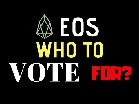 EOS Vote Progress LIVE – Which BPs To Vote For?