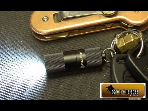 Olight I1R EOS 130 Lumen Micro Flashlight