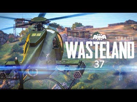 Arma 3 Wasteland Stratis #37 | Mais uma treta boa