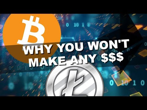 The #1 Reason You Aren't Making Money Trading Cryptocurrency…