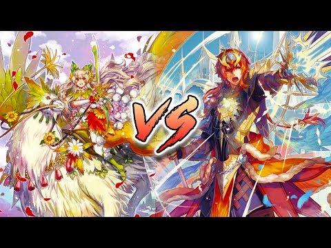 Neo Nectar (Ahsha) Vs. Gold Paladin (Gurguit)! | G Standard | Cardfight!! Vanguard