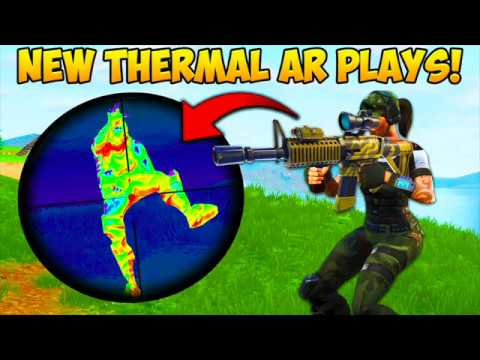 *NEW* THERMAL AR BEST PLAYS! – Fortnite Funny Fails and WTF Moments! #224 (Daily Moments)