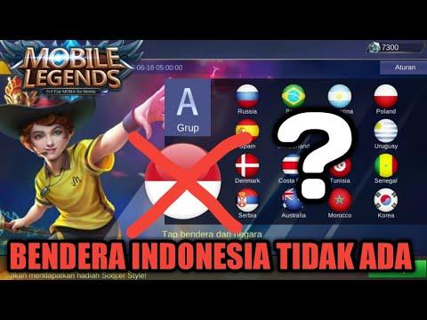 MOONTON MELUPAKAN INDONESIA ? EVENT SKIN HARLEY TIDAK ADA BENDERA INDONESIA !!