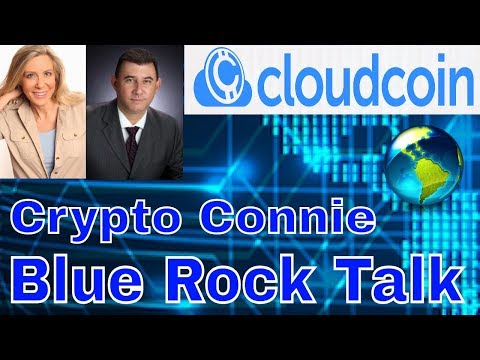 ?CRYPTO CONNIE TUESDAY:   CloudCoin Meets BitShares!