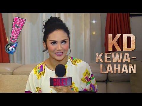 Tak Ada Raul Lemos, Krisdayanti Kewalahan Bangunin Kedua Anaknya Sahur – Cumicam 13 Juni 2018