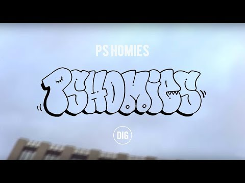 PSHOMIES PS1 BMX  – DIG LOCALS  – BCN
