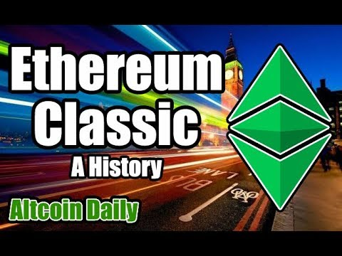 Ethereum Classic (ETC): A Brief History — Should I Invest?? [Bitcoin, Altcoin, Cryptocurrency}