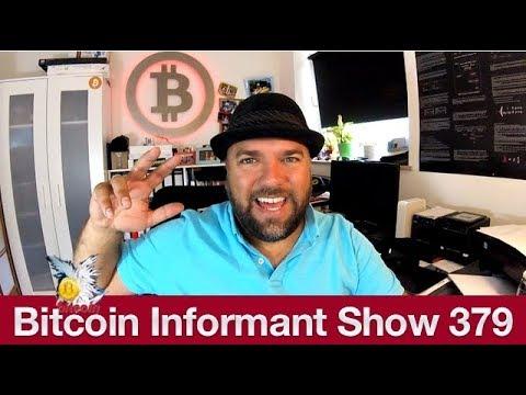 #379 Bitcoin wird weiter fallen, BTC keine Gefahr für Finanzstabilität & Keywallet Touch Hardware