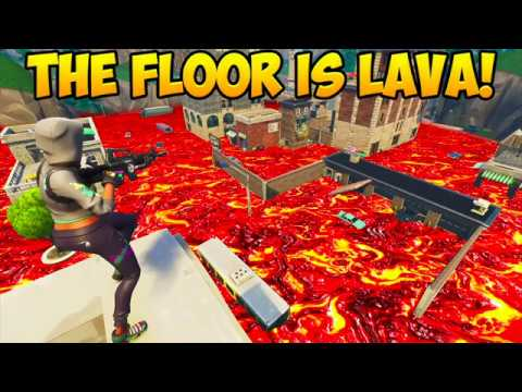 ENTIRE MAP IS MADE OUT OF LAVA! – Fortnite Funny Fails and WTF Moments! #225 (Daily Moments)