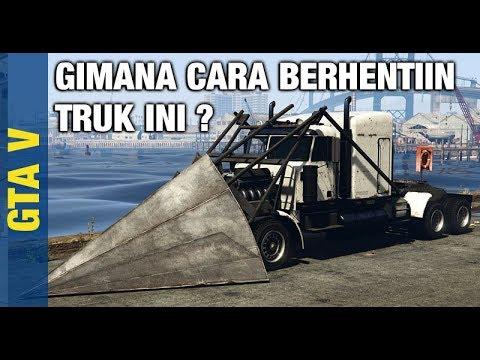 TERNYATA ADA YANG BISA BIKIN BERHENTI! | Grand Theft Auto V Indonesia