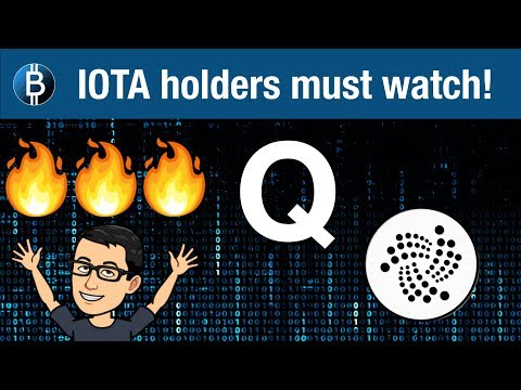 ALL IOTA HOLDERS MUST WATCH… What is Qubic and why it's a HUGE deal!