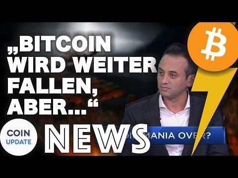 """""""Bitcoin wird weiter fallen, ABER..""""   VW arbeitet mit IOTA und Ethereum – Krypto News 13.06.2018"""