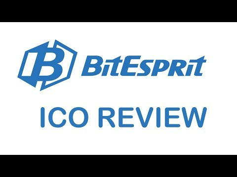 BITESPRIT ICO REVIEW JUNE 2018 – CRYPTOCURRENCY TRADING