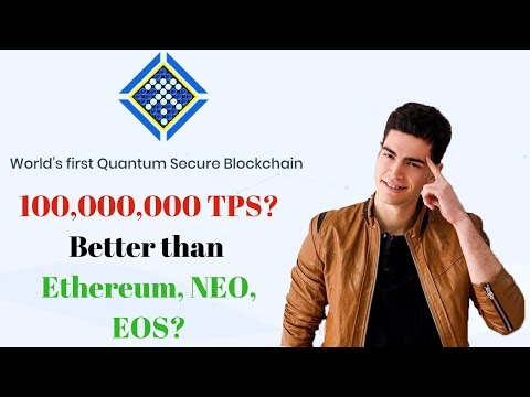 TIM Blockchain ICO Review – 100,000,000 Tx/s? Better Than Ethereum, EOS, NEO, IOTA?