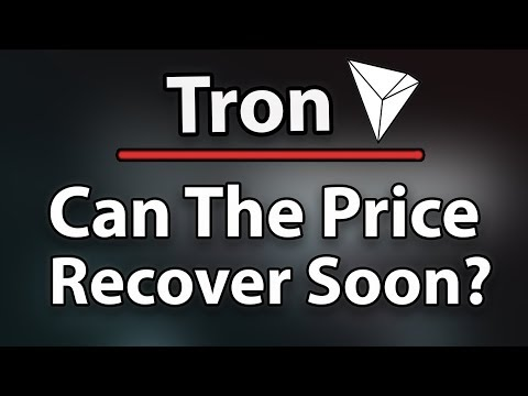 Tron (TRX) Can The Price Recover Soon? (June 26th)