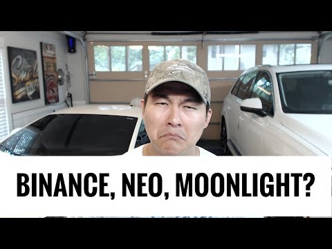 Binance and NEO – Moonlight ICO? – More Partnerships to Make China Great Again?
