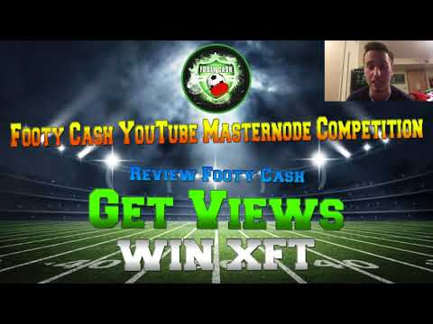 Footy Cash Youtube Contest