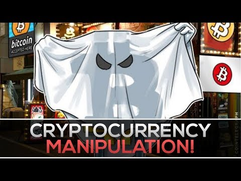 Cryptocurrency MANIPULATION!!! (More DOWNSIDE SOON?)