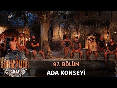 Ada konseyi | 97. Bölüm | Survivor 2018
