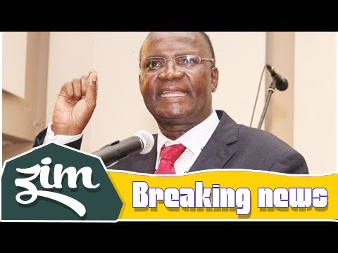 Jonathan Moyo spills more beans, revealing many ZEC secrets | Breaking News
